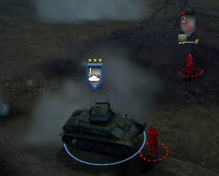 Brody Tank War t70