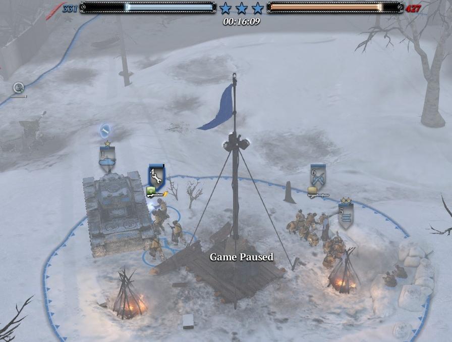 General Winter -- right VP