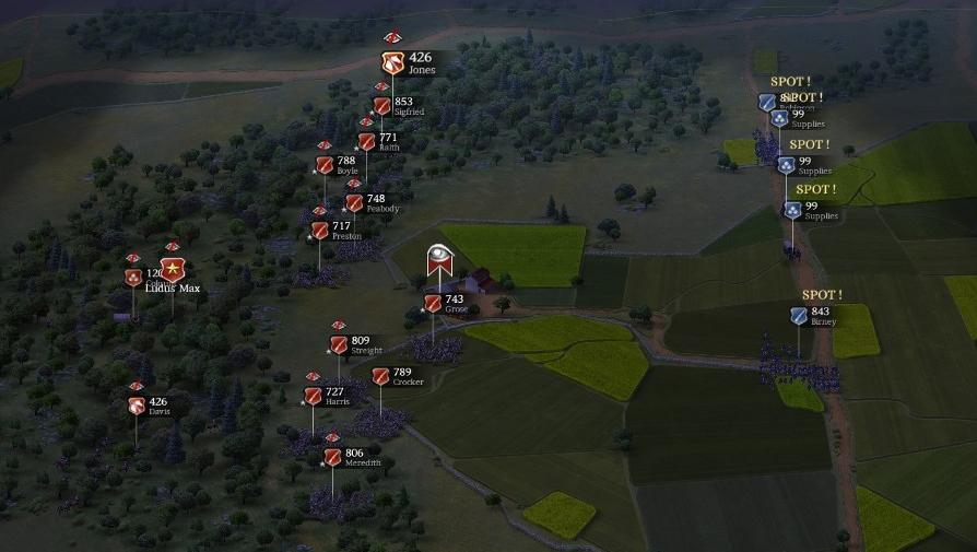 Ambush Convoy CSA