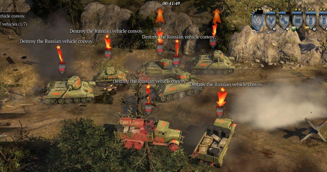 Encirclement at Smolensk